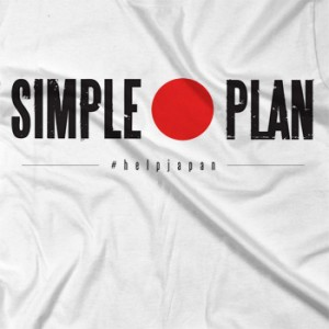 Simple Plan Lends A Hand To Japan