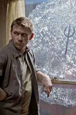A hell of a time: Mark Pellegrino as Lucifer in season 5 of Supernatural