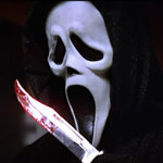 Roger Jackson is best known as the menacing phone voice in the Scream movie series.