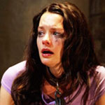 Gina Holden in Saw 3D: The Final Chapter.