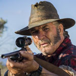 No one is safe in the Outback with John Jarratt as bushman Mick Taylor in the Wolf Creek films.