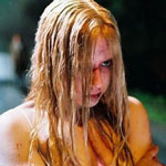 Kathleen Mackey haunts Halle Berry in Gothika.