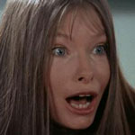 The year was 1973. Lynn Lowry starred in George A. Romero's low-budget action horror The Crazies.