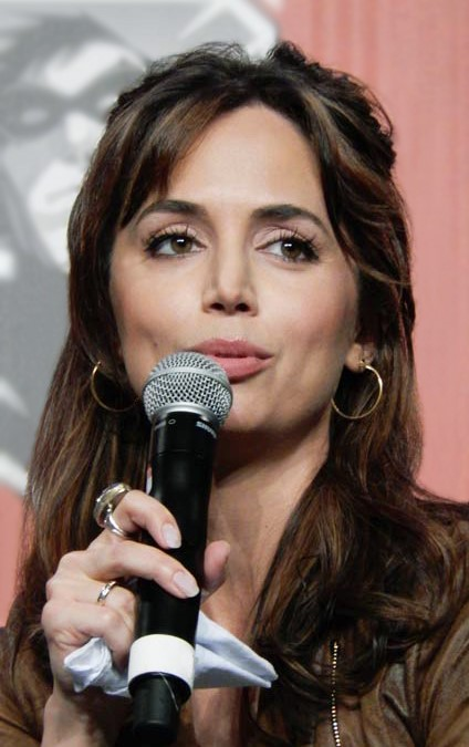 Buffy the Vampire Slayer's Eliza Dushku at Montreal Comiccon. ©marcandrew.ca