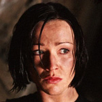 Alex Reid in the highly applauded British horror The Descent.