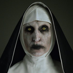 Bonnie Aarons is the Demon Nun in The Conjuring 2.