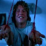 Bradley Gregg gets his strings pulled by Freddy Krueger in A Nightmare on Elm Street 3.