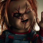 Oscar-nominee & Golden Globe winner Brad Dourif voices Chucky in the Child's Play film series.