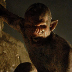 Producer, writer and actor Craig Conway is a crawler in The Descent.