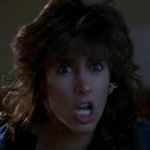Darcy DeMoss is Nikki Parsley and a goner in Friday the 13th Part VI.