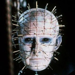 Doug Bradley is famous for his role as Pinhead in the Hellraiser film series.