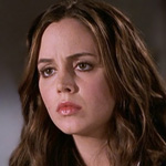 Eliza Dushku Faith on Buffy the Vampire Slayer and its spinoff series Angel.