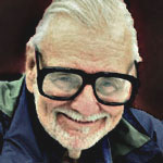 George A. Romero, the godfather of zombie apocalypse flicks.