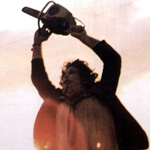 The late Gunnar Hansen, famous for playing chainsaw-wielding Leatherface in the 1974 classic The Texas Chainsaw Massacre.