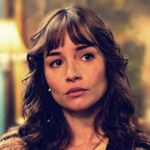 Jocelin Donahue star of Ti West's acclaimed The House of the Devil plays a young version of Barbara Hershey's character in Insidious: Chapter 2.