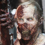 """Kevin Galbraith has portrayed zombies in over 10 episodes of The Walking Dead, including Swamp Walker, I have portrayed zombies in 13 episodes even up to season 7 now. Couple """"Tight Squeeze Walker"""" from season 6."""