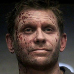 Mark Pellegrino as Lucifer in the CW's hit series Supernatural.