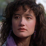Wendy (Kaplan) Foxworth plays Tina Williams in Halloween 5.